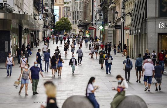 西班牙国家统计局:2020年二季度西班牙GDP创纪录萎缩18.5%插图(1)