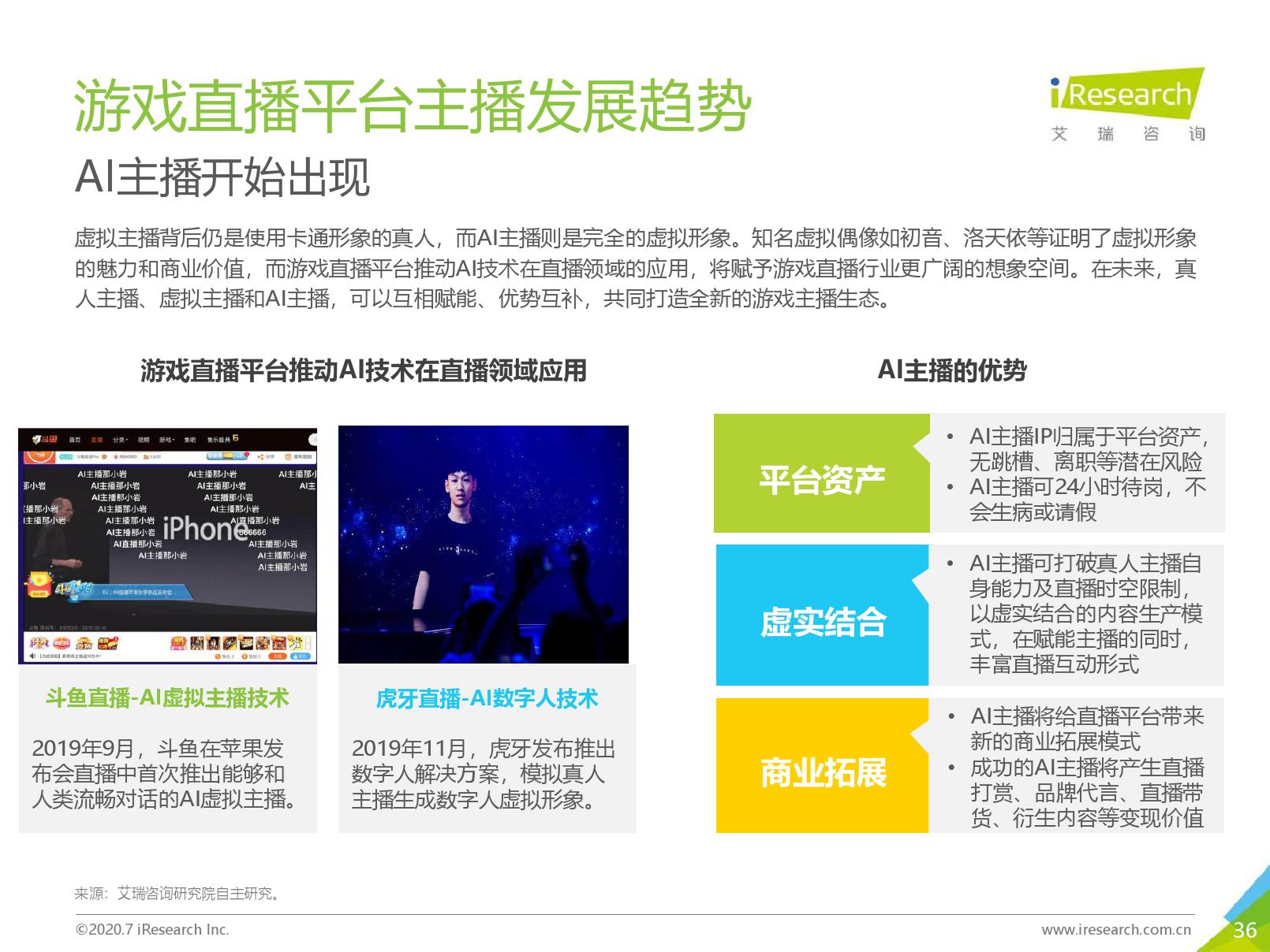艾瑞咨询:2020年中国游戏直播行业研究报告(可下载报告)插图(71)