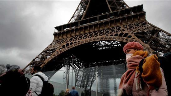 法国国家统计局:2020年二季度法国GDP创纪录萎缩13.8%插图(1)