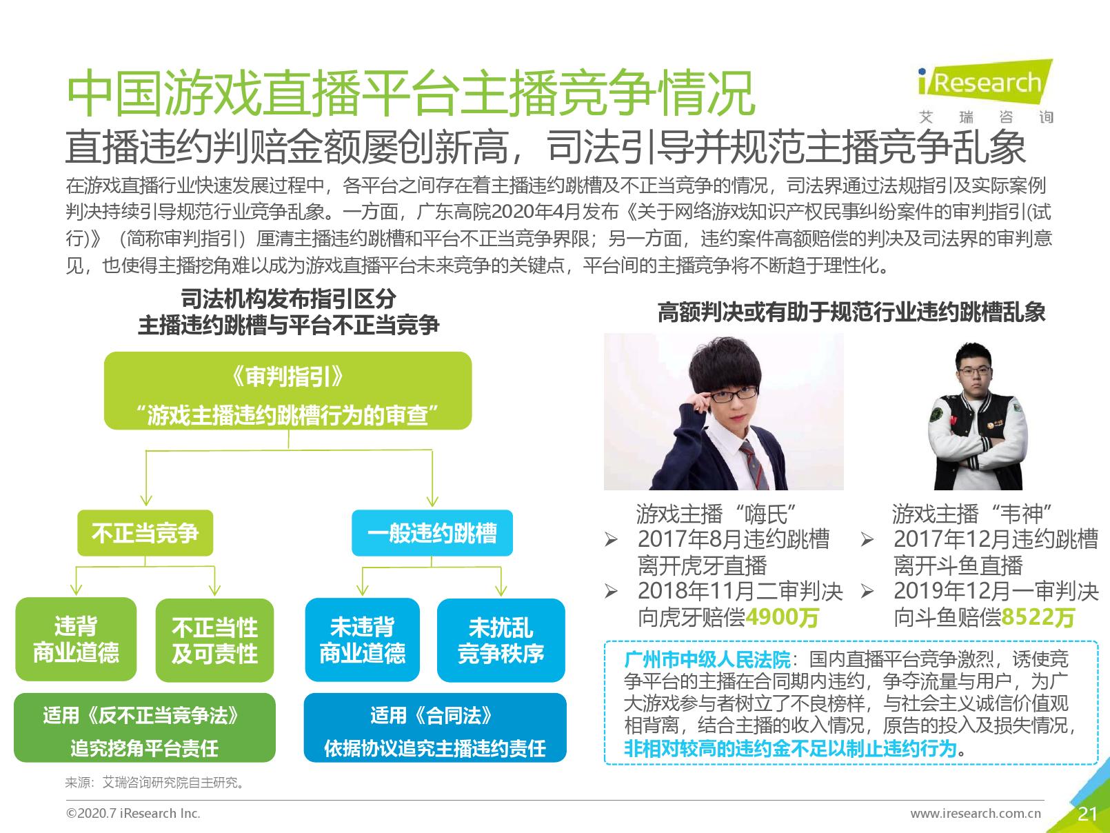 艾瑞咨询:2020年中国游戏直播行业研究报告(可下载报告)插图(41)