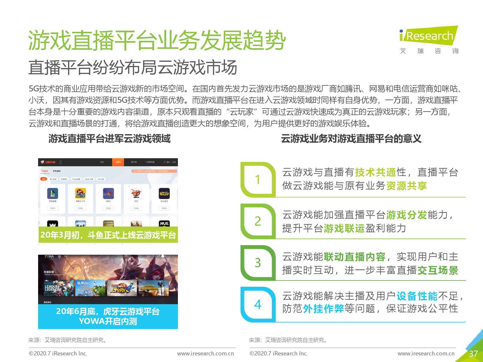 艾瑞咨询:2020年中国游戏直播行业研究报告(可下载报告)插图(73)