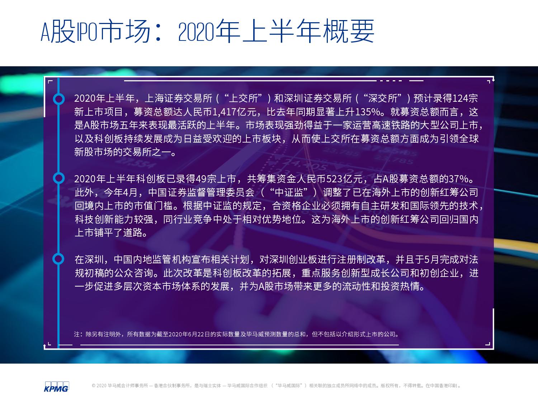 中国内地和香港2020年度中期回顾:IPO及其他资本市场发展趋势(可下载报告)插图(13)